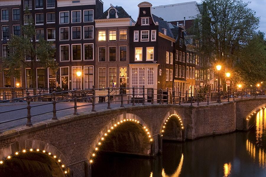 Amsterdam - Reguliersgracht